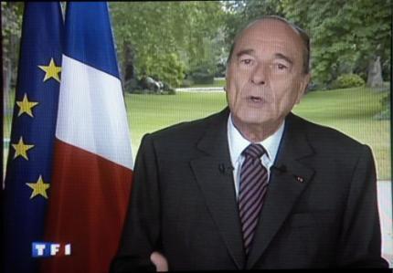 Chirac in maart voor de rechter