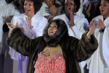 Soullegende Aretha Franklin heeft kanker
