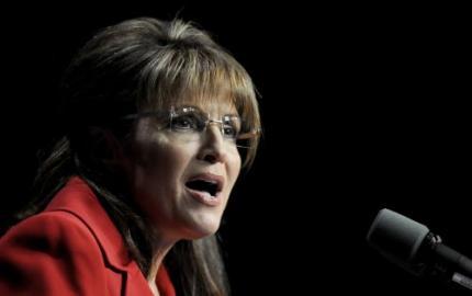 Aanvallers leggen site Sarah Palin plat