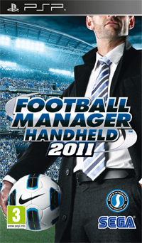 Football Manager Handheld 2011 van SEGA