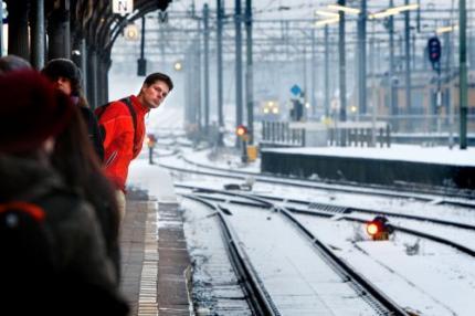 Zaterdag aangepaste dienstregeling treinen