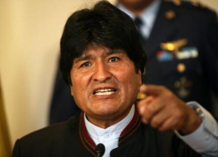 Ook Bolivia erkent Palestina