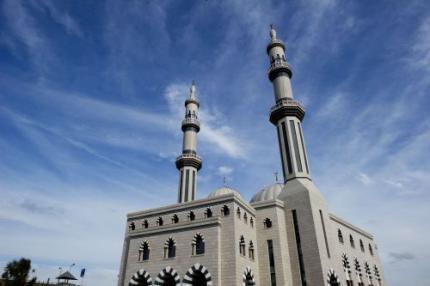 Grootste moskee van Nederland gaat open