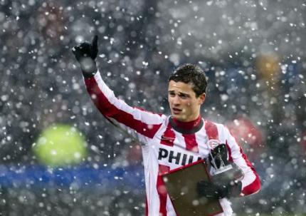 Afellay dankt PSV