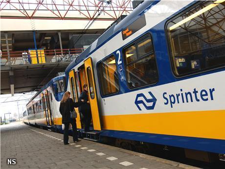 'Reiziger moet helpen tegen treingeweld' (Foto: Novum)