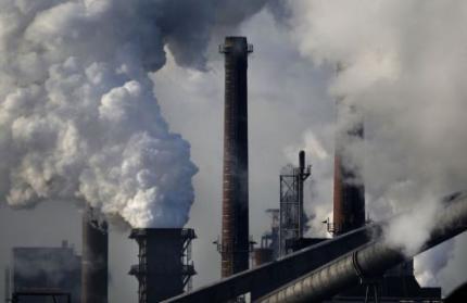Uitslaande brand bij Tata Steel