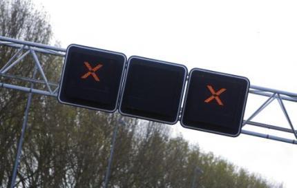 A1 en A12 weer dicht voor reparaties
