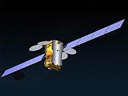 Ka-Sat in de ruimte