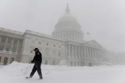 Noodtoestand door sneeuw aan oostkust VS