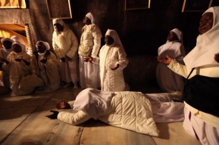 'Dit jaar 2000 christenen gedood in Nigeria'