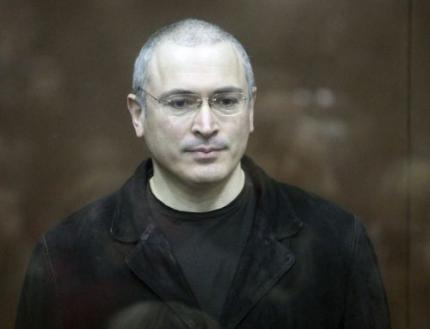 Rusland laakt Westen over Chodorkovski