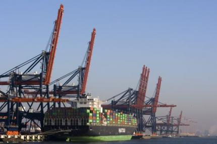 Overslagrecord voor Rotterdamse haven