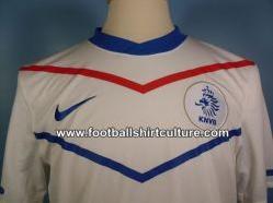 Shirt Nederland WK 2010