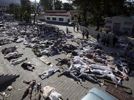 Hulpverleners Haïti hebben bescherming nodig