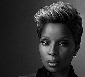 Mary J Blige anno 2010