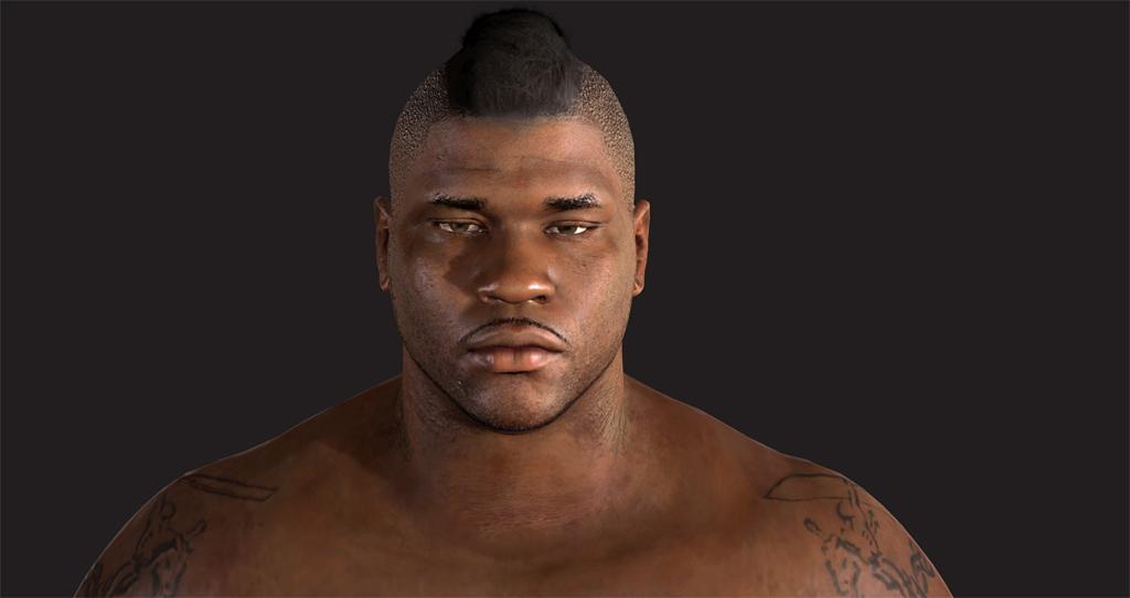 EA MMA