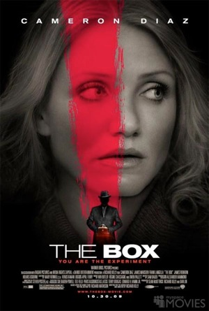 The Box filmposter