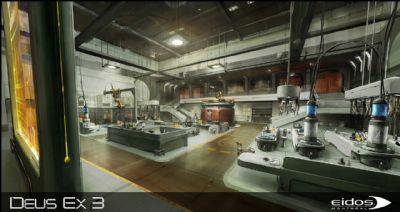 Square Enix registreert Deus Ex: Human Revolution