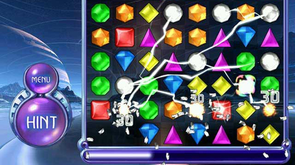 Screenshot bejeweled