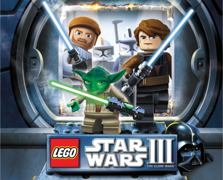 Lego Star Wars III artwork