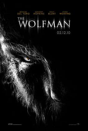 The Wolfman filmposter