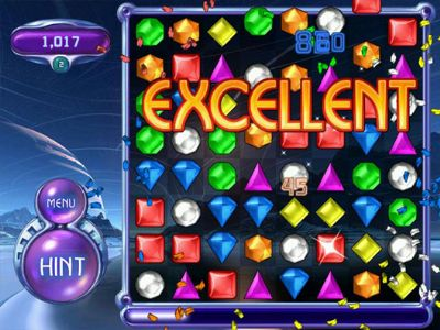 Bejeweled in top tien best verkochte games ooit