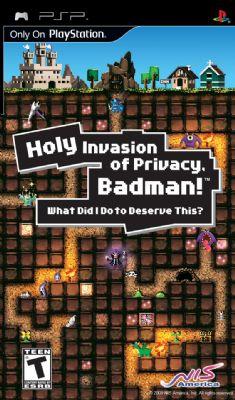 PSP-game verdient een kortere naam dankzij Batman