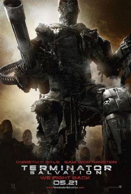 Oorspronkelijke Terminator-scenarist wil 5e en 6e deel
