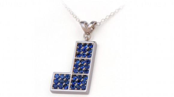 Tetris jewel