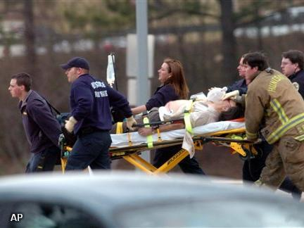 Docent schiet drie collega's dood op universiteit