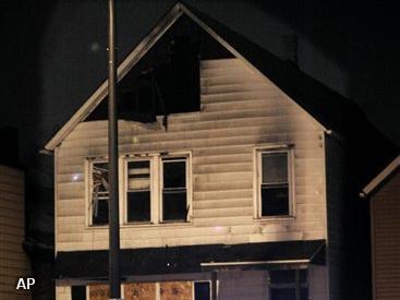 Zeven doden bij brand in VS