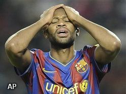 Barça moet Keita maand missen