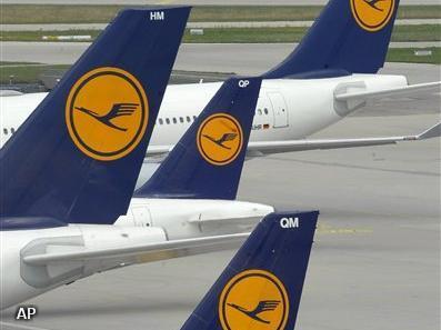 Piloten Lufthansa vier dagen in staking