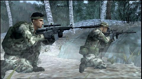 Socom 3 voor PSP