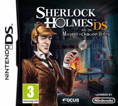 Sherlock Holmes naar Nintendo DS