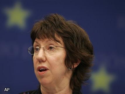 EU-diplomaat Ashton naar Gaza