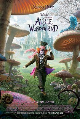 Alice in Wonderland verslaat Avatar