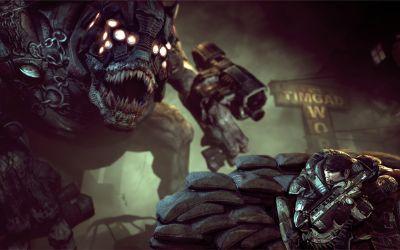 Geen nieuwe 'Gears of War' in 2010