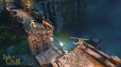 'Lara Croft and the Guardian of Light' geen reboot