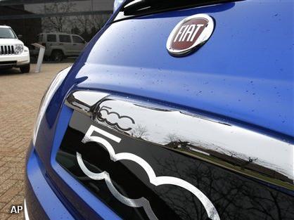 Fiat Chrysler boekt winst (Foto: Novum)