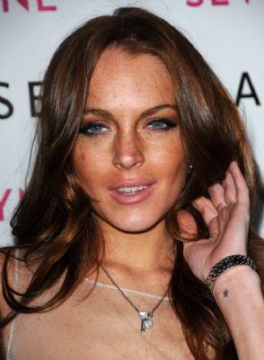 Ook politie bezorgd over Lindsay Lohan