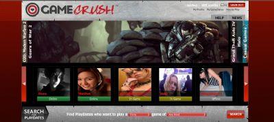 Gamers laten pornosite crashen
