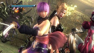 Itagaki misschien exclusief op Xbox 360