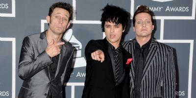 Volledige albums spelen in 'Green Day: Rock Band'