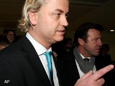 Wilders: één publiek net is genoeg