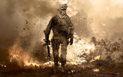 Modern Warfare 2 Artwork