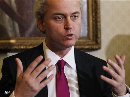 Wilders laat zich niet afschrikken door NCTb