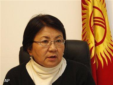 Oppositie Kirgizië bereid met Bakijev te praten