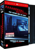VHS Paranormal Activity