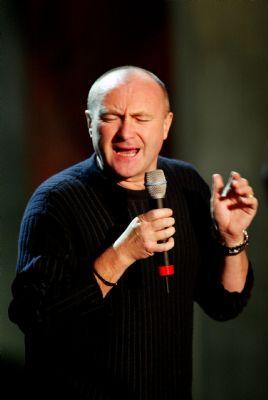Nieuw album voor Phil Collins